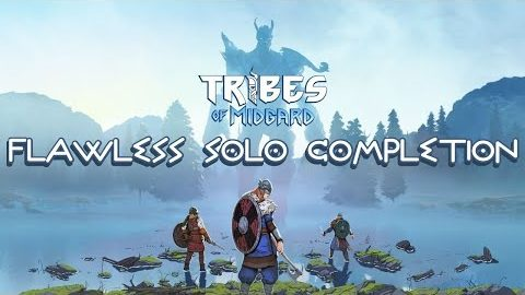 Solo DEATHLESS Completion in Tribes of Midgard Saga