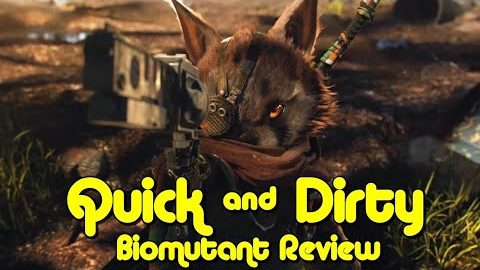 Quick and Dirty: A Biomutant Review